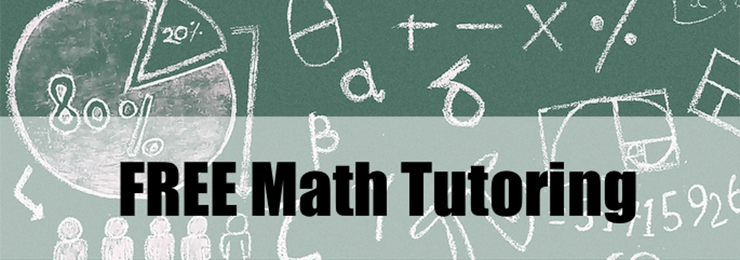 Free math tutoring header