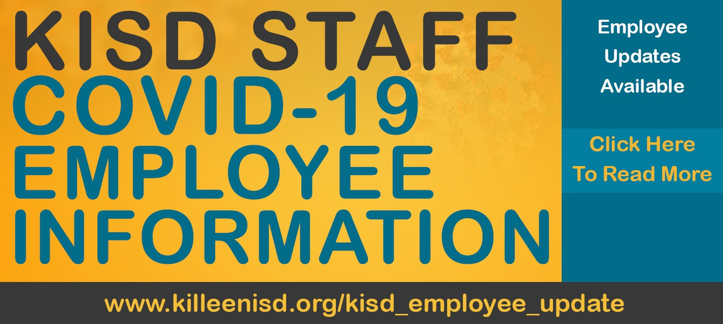 COVID-19 Staff Updates | Click Here For More Information