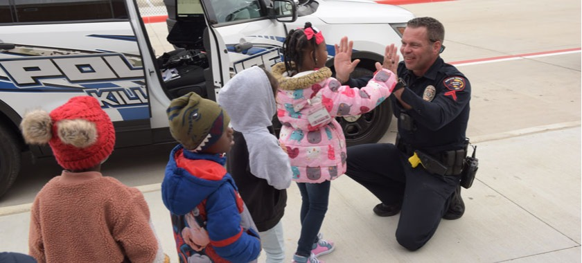 Safety Week brings police guests, lessons of safety
