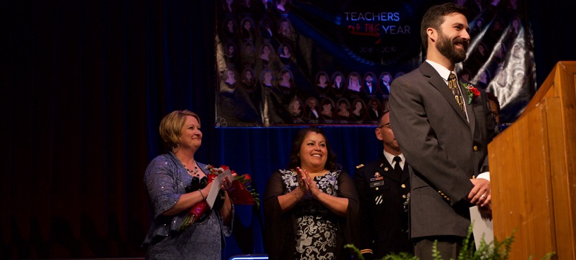 KISD teachers of the year 2019