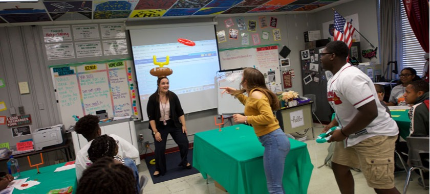 KHS teachers come up with creative lessons