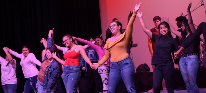 51st KHS Club Allegro features 80s music