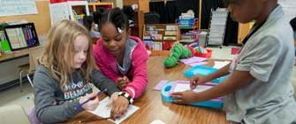 Students participate in Global Play Day