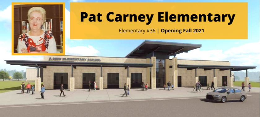 New KISD Elementary School to be Named After Lifelong Educator