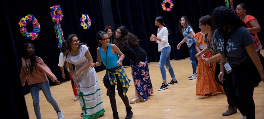 Patterson and Smith host Hispanic Heritage events