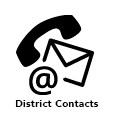 District Contacts Icon