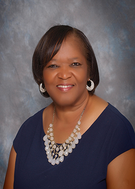 Ms. Sandra Forsythe - Interim Executive Director for Student Services