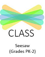 Seesaw student link via Clever